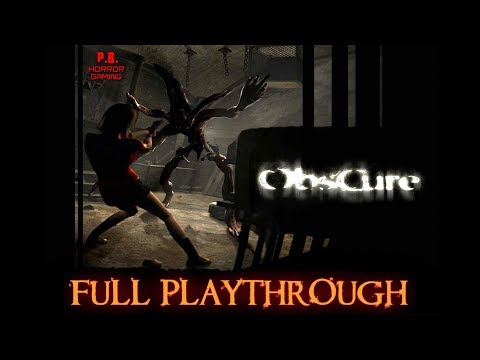Obscure : Gameplay Walkthrough | Full Game | HD [No Commentary]