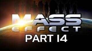 Mass Effect Gameplay Walkthrough - Part 14 Lizbeth Let's Play