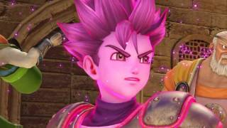 Dragon Quest Heroes: The World Tree's Woe And The Blight Below Quick Play (60fps)