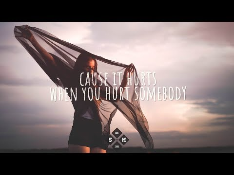 Noah Kahan, Julia Michaels - Hurt Somebody (Lyrics) [Alex Adair Remix]