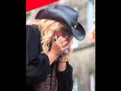 Dana Dixon female blues harmonica player - Too Late ...