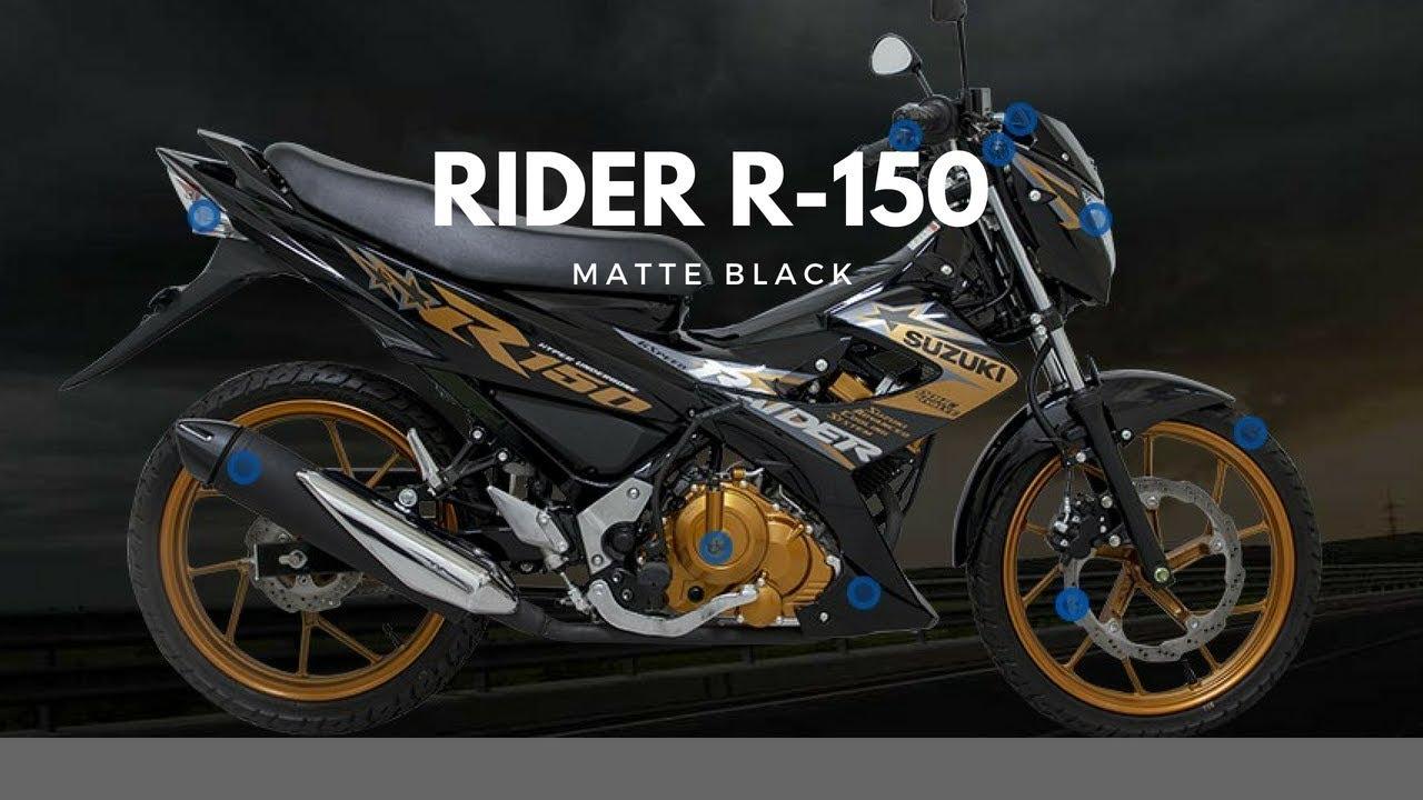 All New Suzuki Raider R 150 2019 Release Date Hyper Underbone