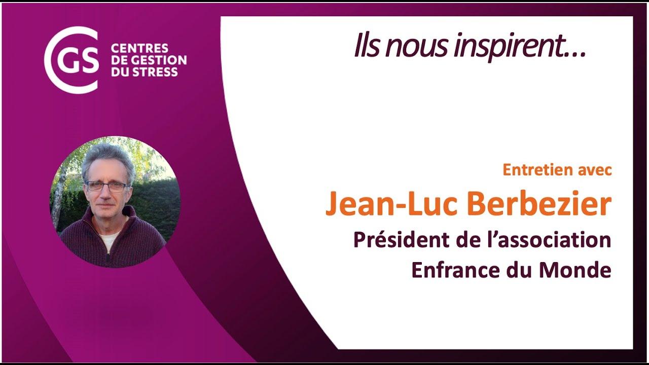 Entretien avec Jean-Luc Berbezier