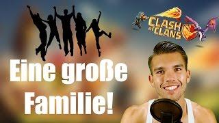 CLASH OF CLANS Deutsch: Eine große Familie! ✭ Let's Play Clash of Clans
