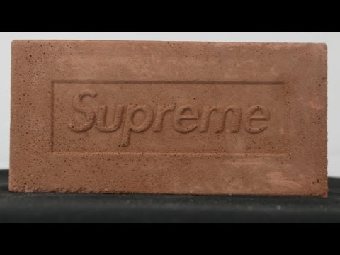 Unboxing The Supreme Brick