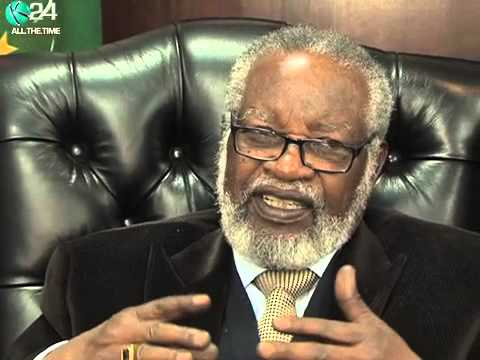 Exclusive Interview With Namibia's First President Dr. Sam Nujoma