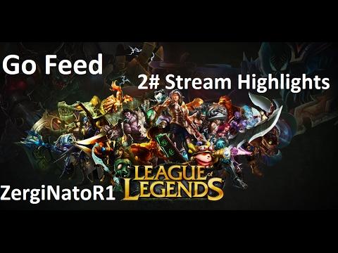 2# Stream Highlights Leauge of Legend ranks (GER) Voli, Nasus, Heimer, Voli
