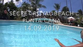 Secret Royal Beach Punta Cana Republica Dominicana14 09 2019