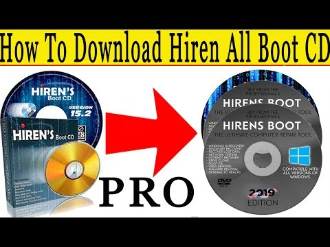 How To Download Hiren All Boot CD 2019 Bangla Tutorial By M I T SOLUTION