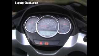 ScooterGiant review Piaggio MP3 125