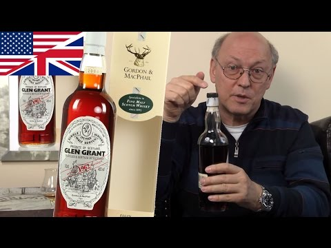 Whisky Review/Tasting: Glen Grant 1962 Gordon & MacPahil