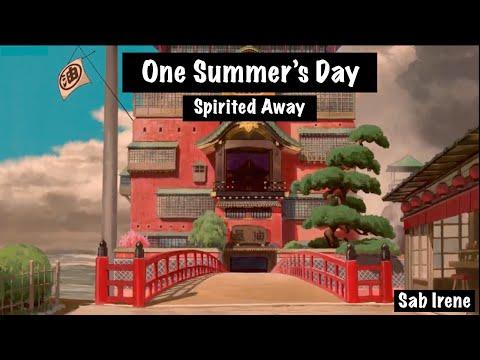 One summer s day spirited away sab irene ft xclassicalcatx 8bitbrigadier teracmusic