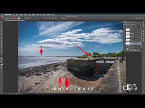 How to Make a Magnifying Glass Effect in Photoshop Elem... | Doovi