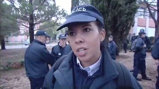 Policiers : la dure loi du terrain - Reportage exclusif