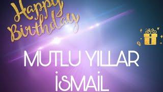 İyiki Doğdun İSMAİL - İsme Özel Doğum Günü Şarkısı ( COVER )