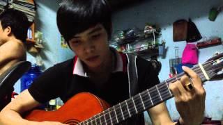 Con yêu mẹ (guitar)