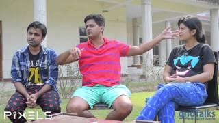 team tvf jitendra nidhi vipul   gnotalks interviews   nit allahabad