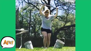 New Meaning to DROP the BUCKET! 😆 | Funny Fails | AFV 2020