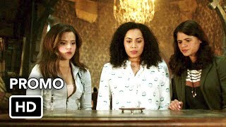 "Charmed (The CW) ""Sisterhood"" Promo HD - 2018 Reboot"