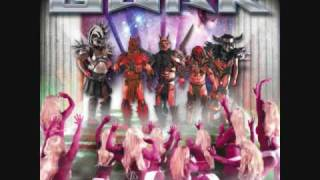 GWAR Lust In Space- The Uberklaw