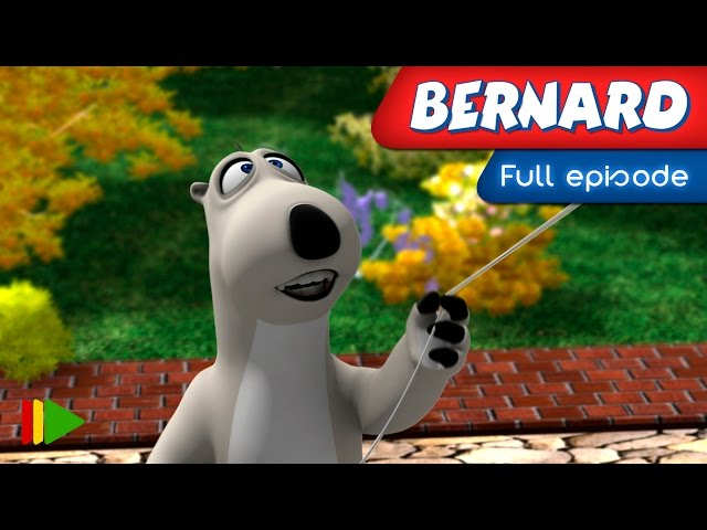 Bernard Bear - 69 - The kite