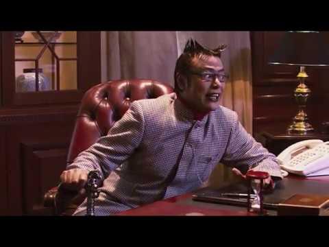 Cicakman : Sneaking Into Professor Klone Office