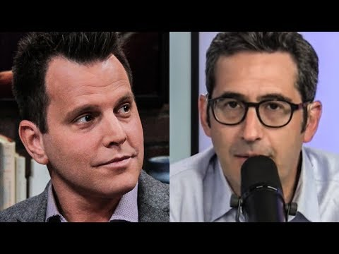 Dave Rubin FINALLY Blocks Sam Seder