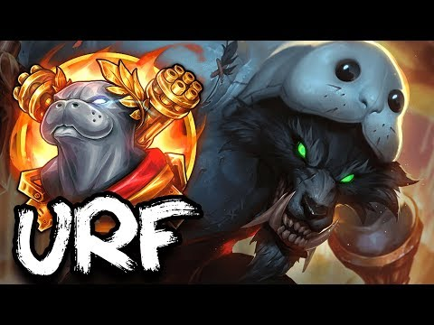 League of Legends: U.R.F. Warwick thumbnail