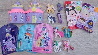 Lollipop My Little Pony X Tsum Tsum Permen Meletup di Mulut Rasa Buah Apel Anggur & Stroberi