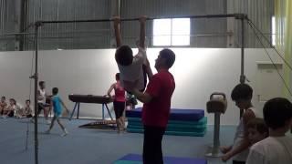 o1.ua - Детские соревнования по спортивной гимнастике