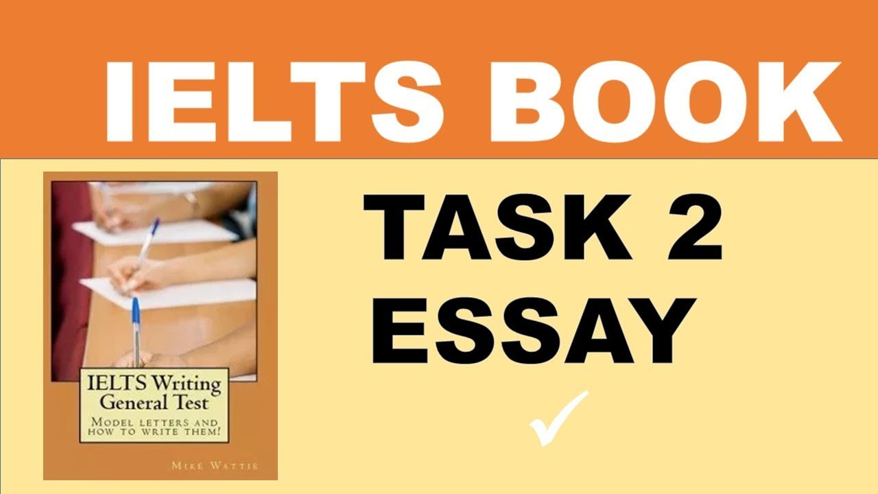 Book For Ielts Writing Task 2 Opinion Essay Part A Youtube
