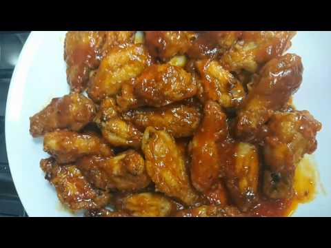 The Easiest Chicken Buffalo Wings Recipe 👌