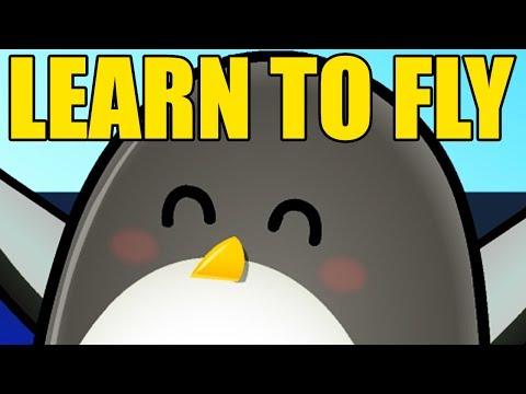 UCZYMY PINGWINA LATAĆ | LEARN TO FLY
