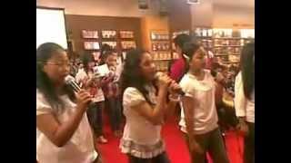 Guruku dan Kita Bisa covered by SD Tarakanita Bumijo Yogyakarta