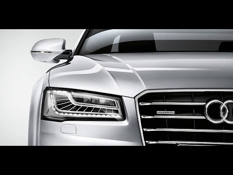 2015 audi a8 matrix led licht dynamischer blinker youtube. Black Bedroom Furniture Sets. Home Design Ideas