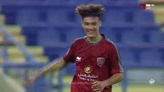 الأهداف | الدحيل 2 - 1 أم صلال | دوري قطر غاز تحت 23 سنة