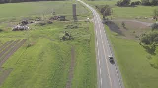 Mavic Air Follows Porsche 996 4.1 Miles - Top Distance