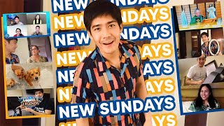 MY SUNDAY ROUTINE! (From iWant ASAP to family time and more!) | Robi Domingo