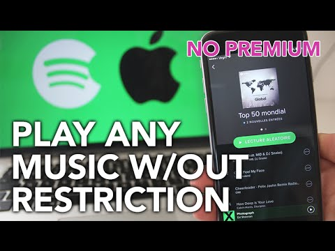 How to play any music on Spotify without Premium Account // Spotify Premium gratuit