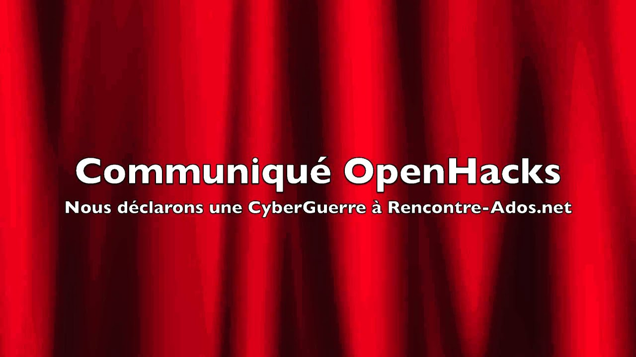 application site de rencontre