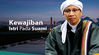 Video Kewajiban Istri Pada Suami   Buya Yahya   Kultum Ramadhan   Episode 13 download MP3, 3GP, MP4, WEBM, AVI, FLV Juli 2018