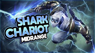This Might Be The BEST AGGRO DECK In Legends of Runeterra | Shark Chariot Midrange