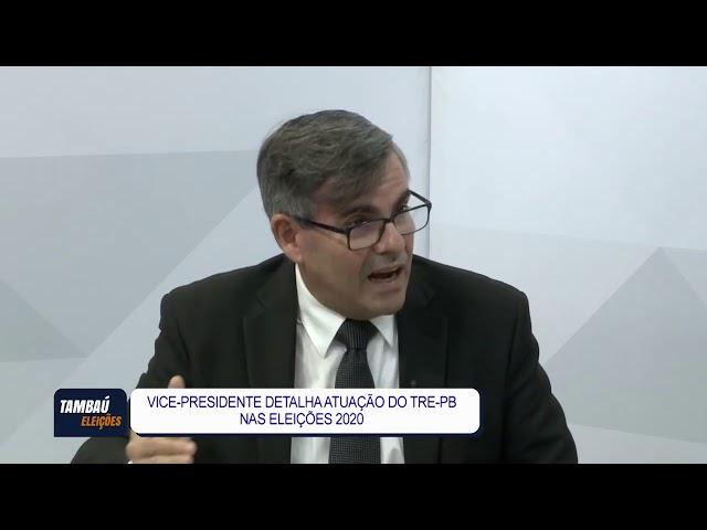 Tambaú Eleições - Bloco 1 - 10-10-2020