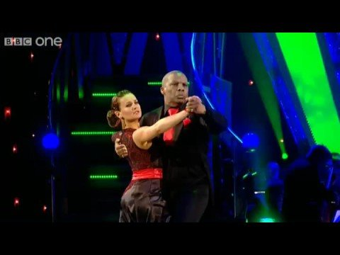Don Warrington and Lilia Kopylova  Strictly Come Dancing 2008 Round 3  BBC One