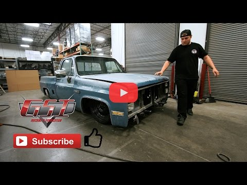 GSI Scott's 1985 GMC Squarebody Part II