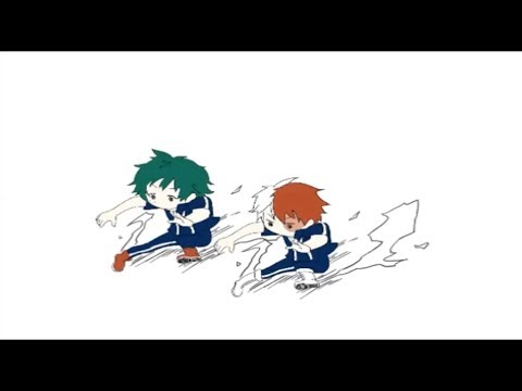 【MAD】My Hero Academia  Todoroki Version『Rolling Girl』