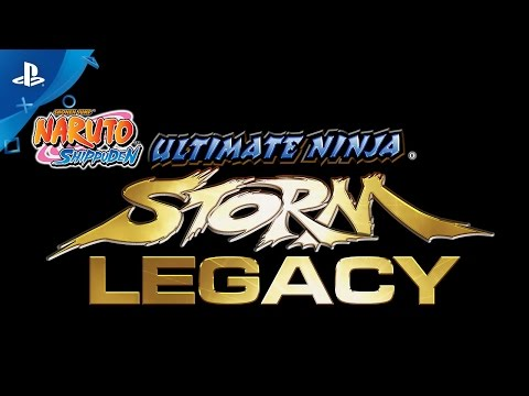 Naruto Ultimate Ninja Storm Legacy - Announcement Trailer | PS4