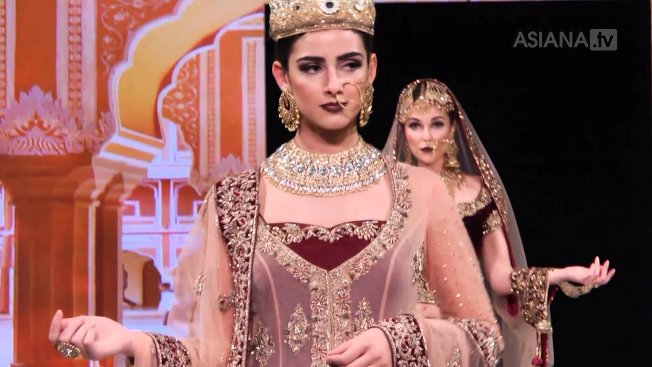 Asiana Bridal Show Birmingham 2015 Khushboos By Chand