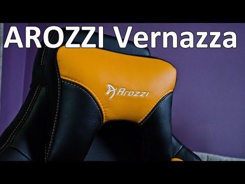 AROZZI VERNAZZA Orange Gaming Chair Review