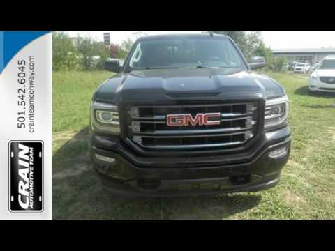 new 2017 gmc sierra 1500 conway ar little rock ar 7gt8634 sold youtube. Black Bedroom Furniture Sets. Home Design Ideas